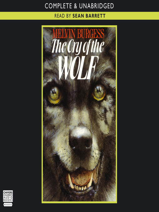 The Cry of the Wolf (MP3)